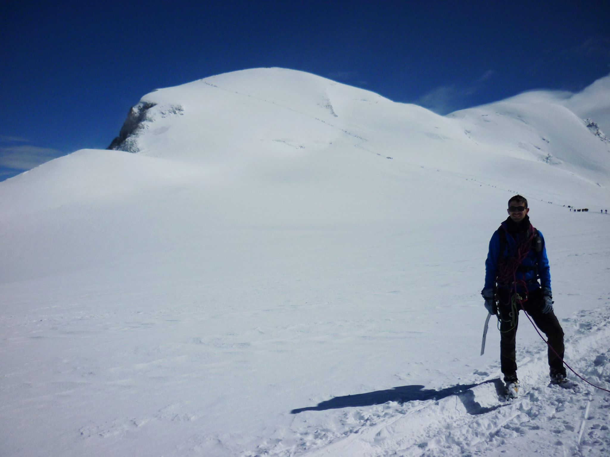 Colle del Breithorn